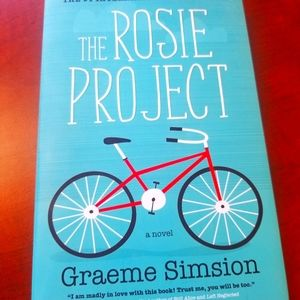 Book - The Rosie Project